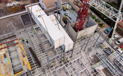 Content Media: Construction Site Tracking